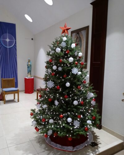 From Advent to Christmas 2020 at St. Anthony